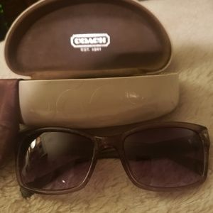 *** COACH POPPY SUNGLASSES ***